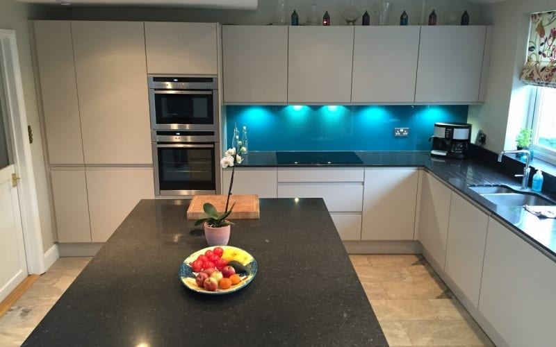 Kitchen for Mr & Mrs Lowe in Walton-on-Thames