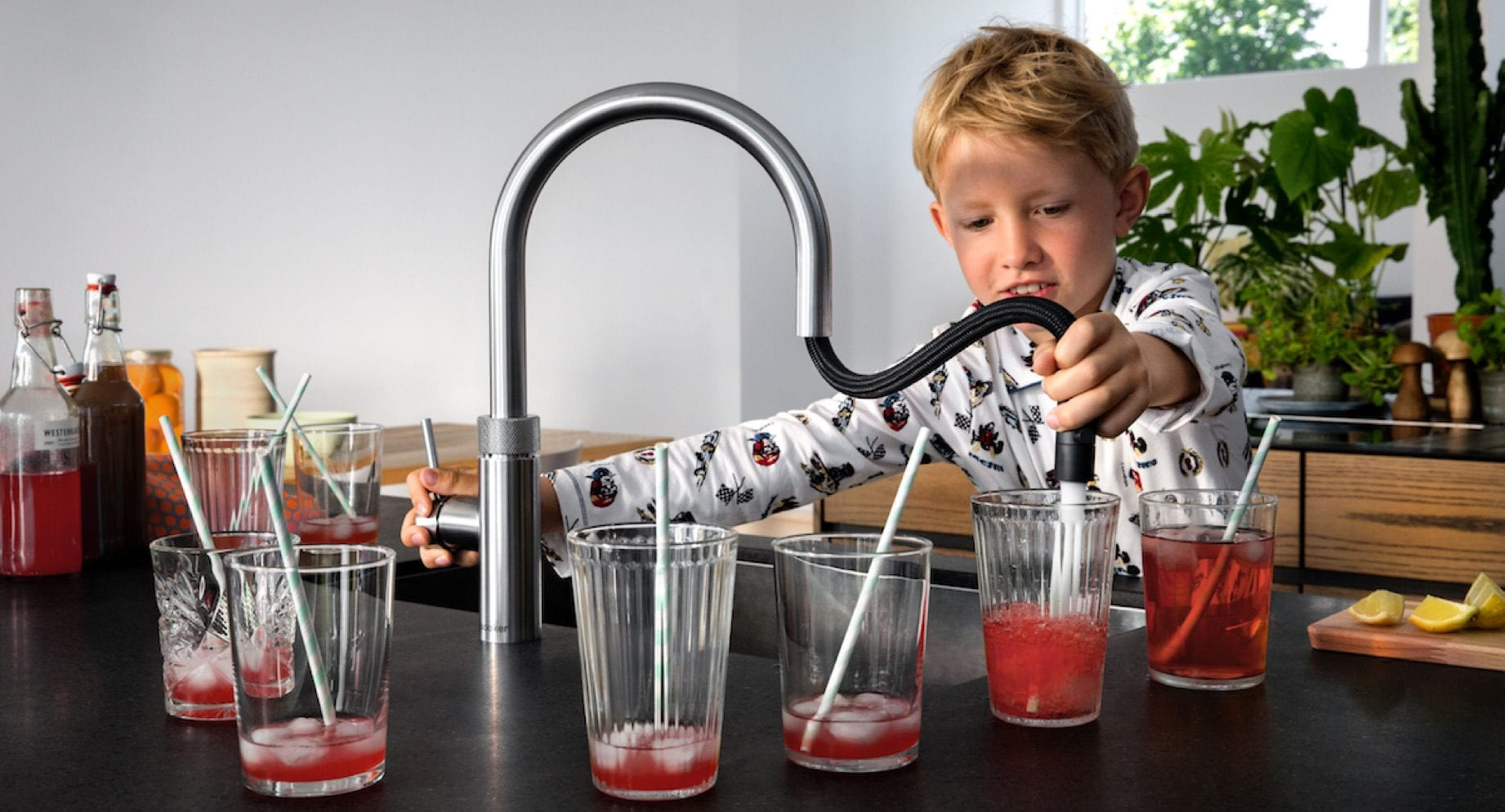 Quooker's Boiling Water Tap