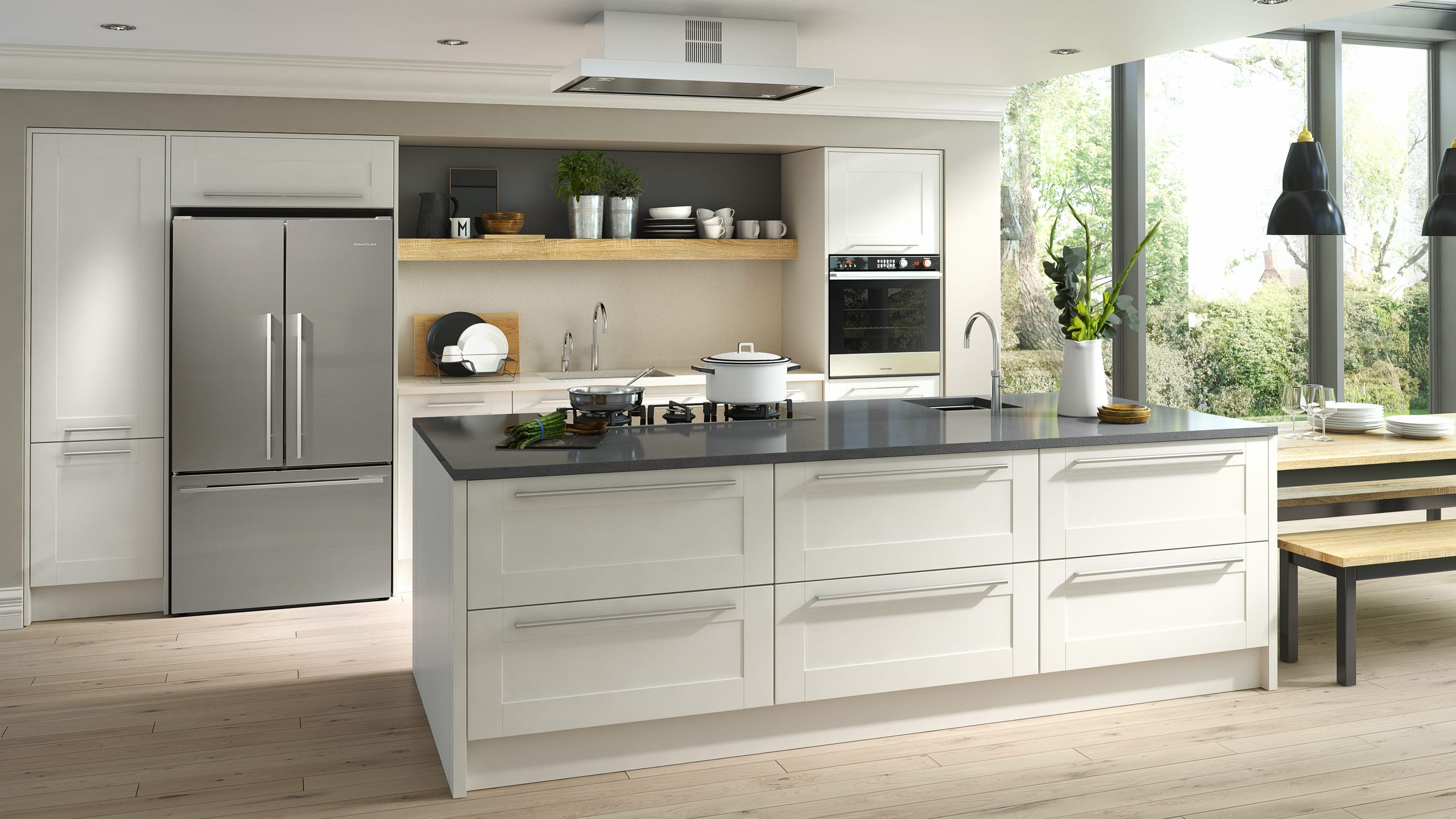 Broadstyle Ivory - kitchen