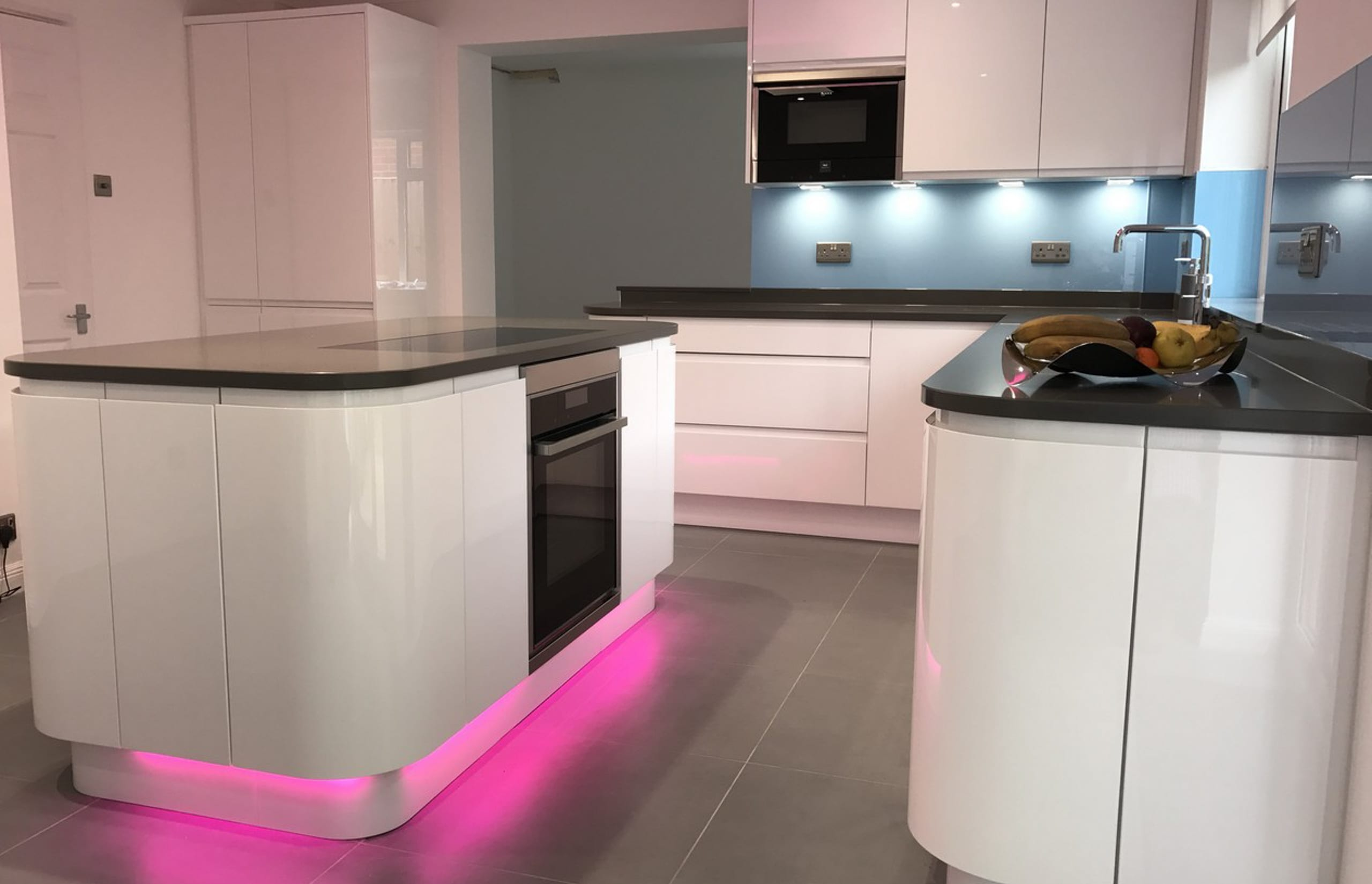 kitchen for Mr. Bolton in Egham