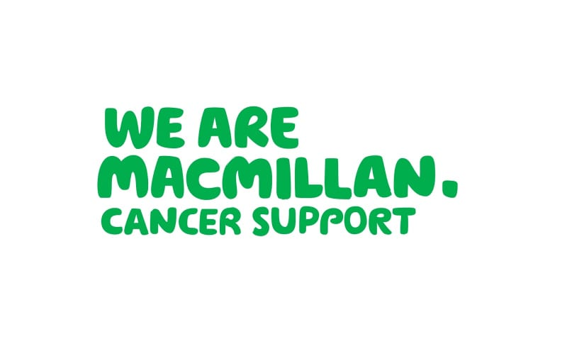 We are Macmillan. Cancer Support
