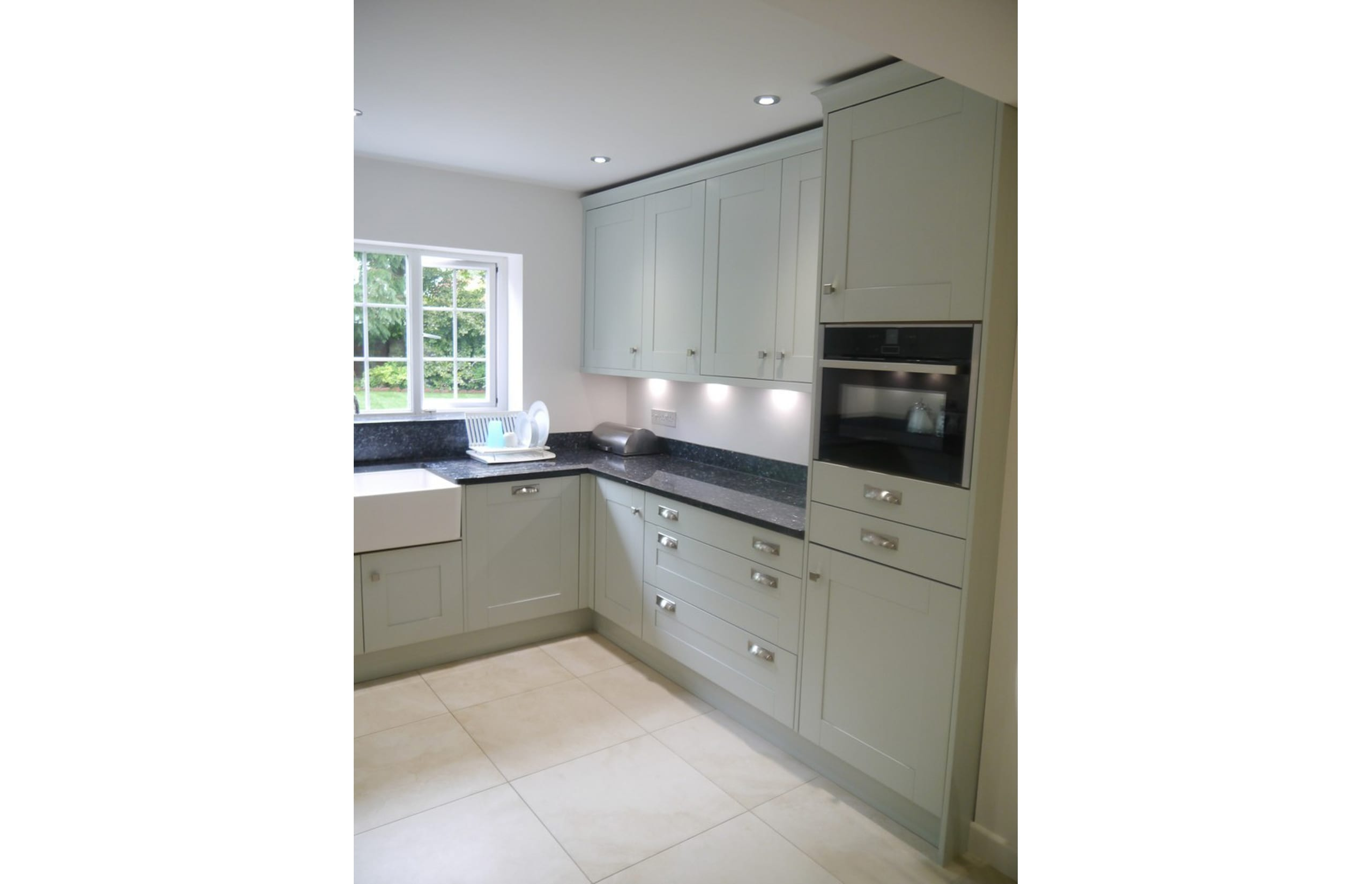 Kitchen for Mr & Mrs Ahmed in Burnham