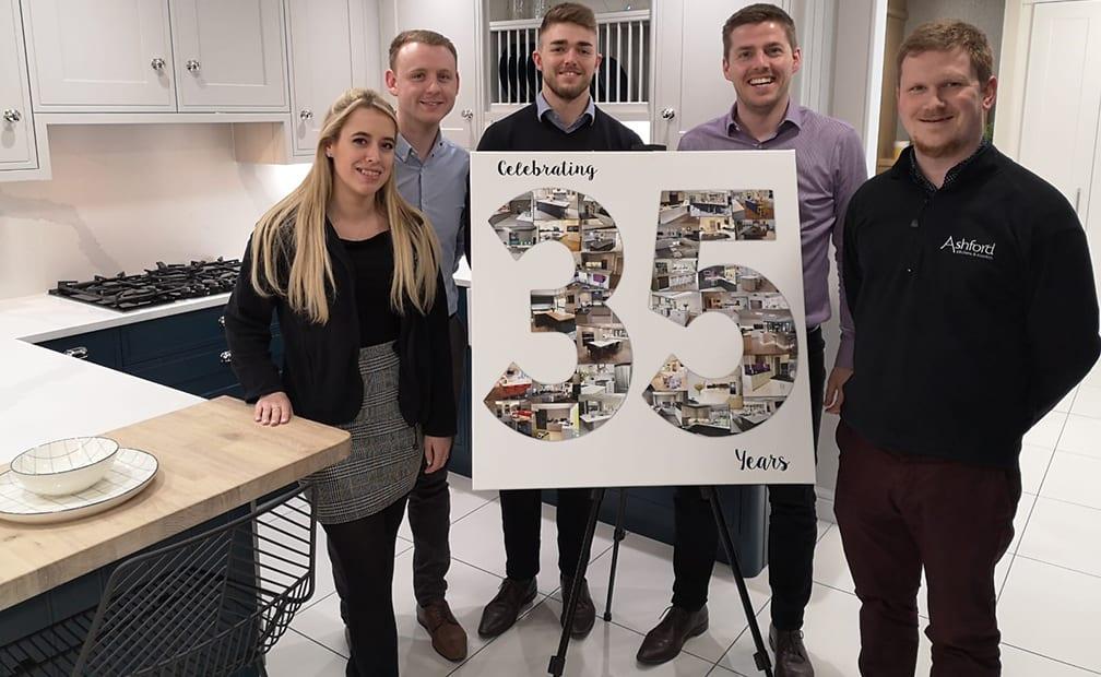 The Ashford Kitchen's Team