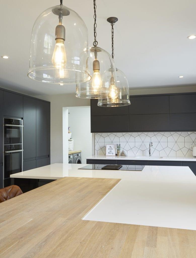 Ashford Kitchens' contemporary kitchen design.