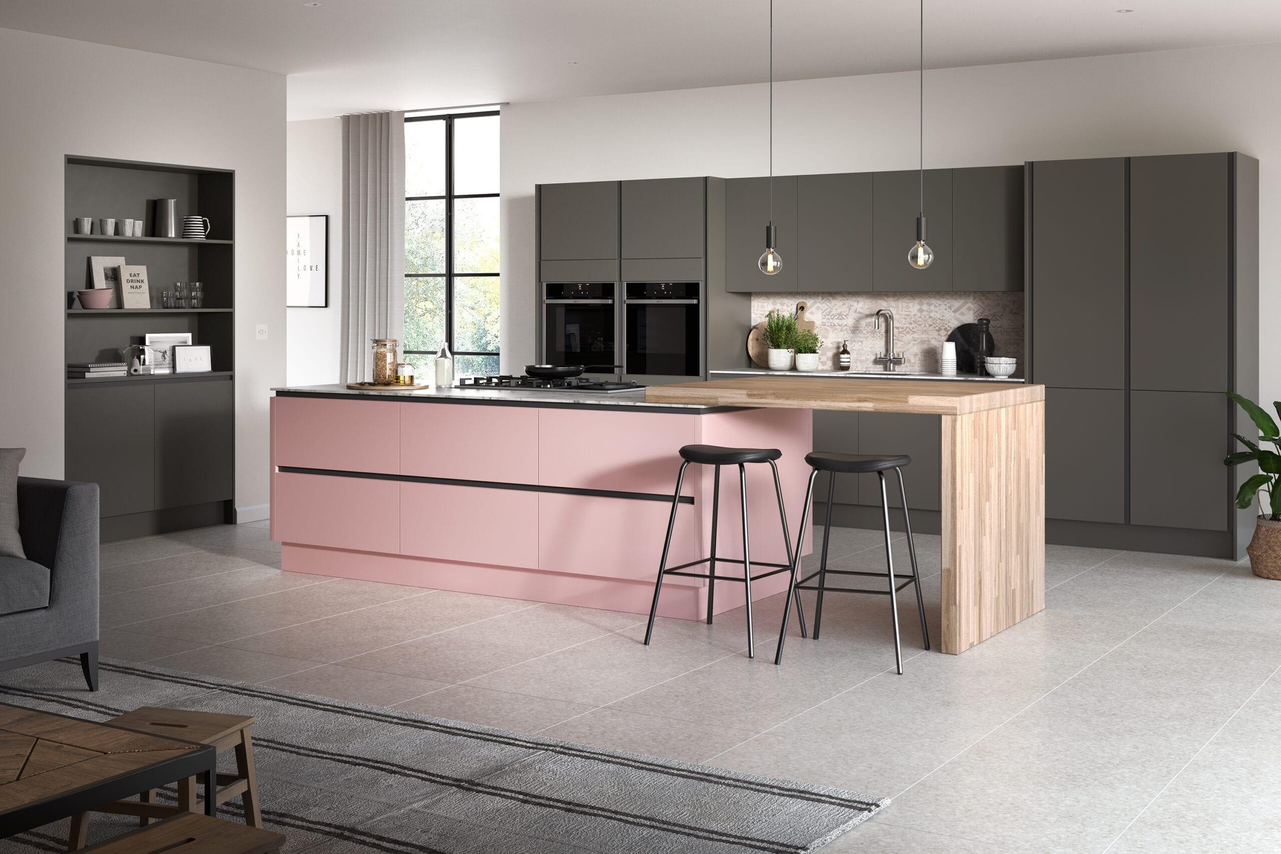 popular kitchen colour schemes in 2021